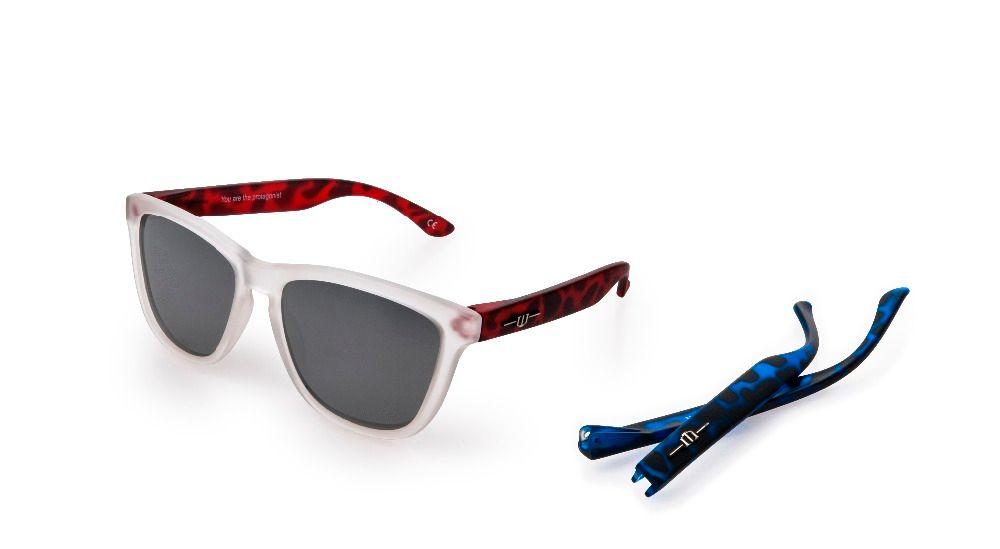 winszenith 69-75 2018 Sunglasses Unisex UV400 Lenses Protect Your Eyes Women Brand Glasses