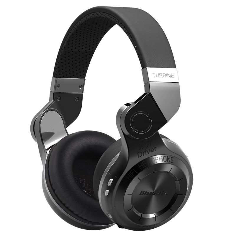 Bluedio T2 Wireless Bluetooth Headphones 3D <font><b>Stereo</b></font> Headset Hurrican Series Headphone With Microphone For Phone