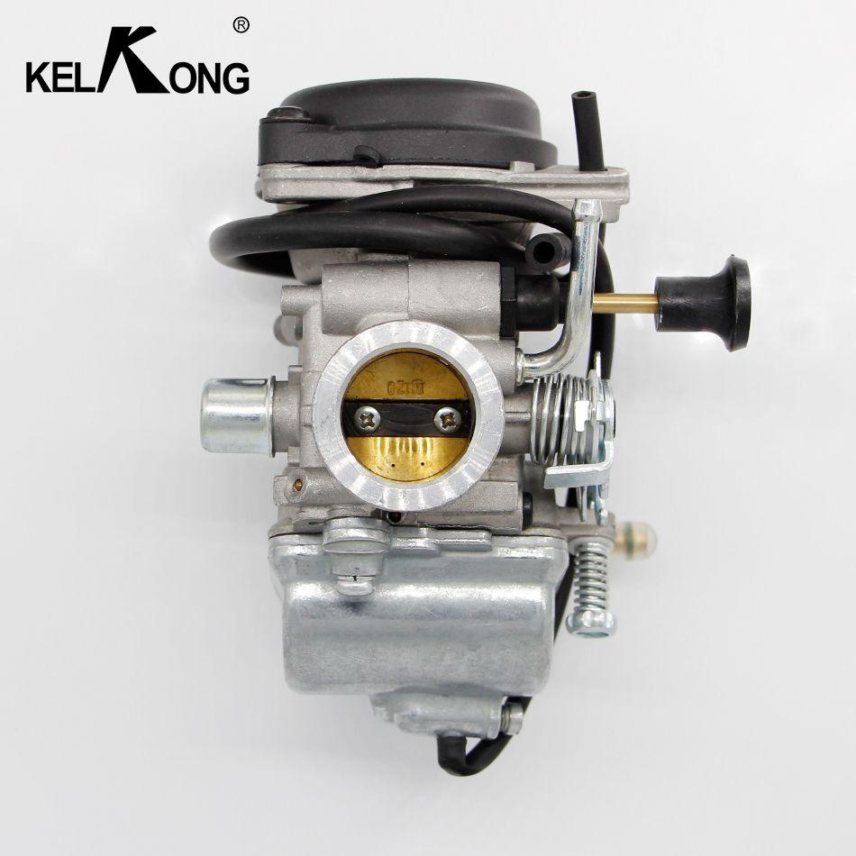 KELKONG Free shipping New Carburetor Carb for Suzuki GN125 1994 - 2001 GS125 Mikuni 125cc EN125 GN125E 26mm