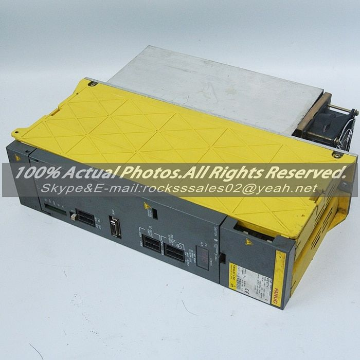Verwendet in gutem zustand A06B-6077-H111 Fanuc Servo Modul Mit Kostenloser Versand