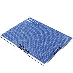 A4/30*22 cm à coudre tapis de coupe Double-face Plaque de gravure de conception planche à découper tapis faits à la main à la main outils 1 pc