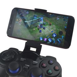 Android 2.4g GamePad inalámbrico universal joystick para Android Teléfono Inteligente para Tablet PC para PS3 Console controle