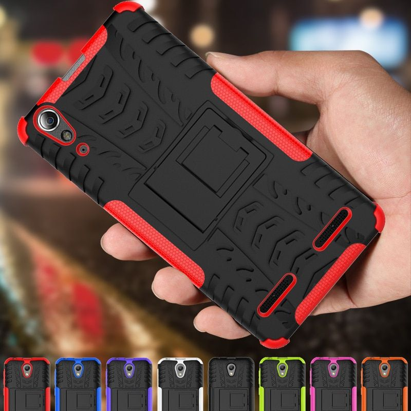 Soft TPU + PC Back Cover For Lenovo A6000 Plus mobile Phone Case Cover For Lenovo A6010 Plus Vibe P1 P1M P2 K6 Power K5 Note