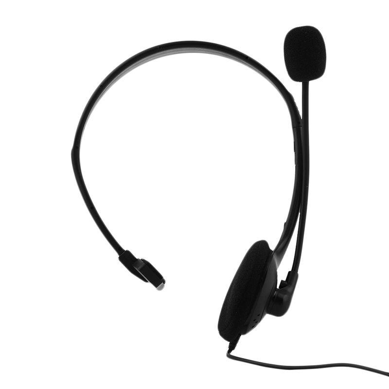 1 stück Schwarz Über ohr Verdrahtete kopfhörer kopfhörer gaming headset für pc video spiel gamer Für Playstation für PS4 Mit VOL