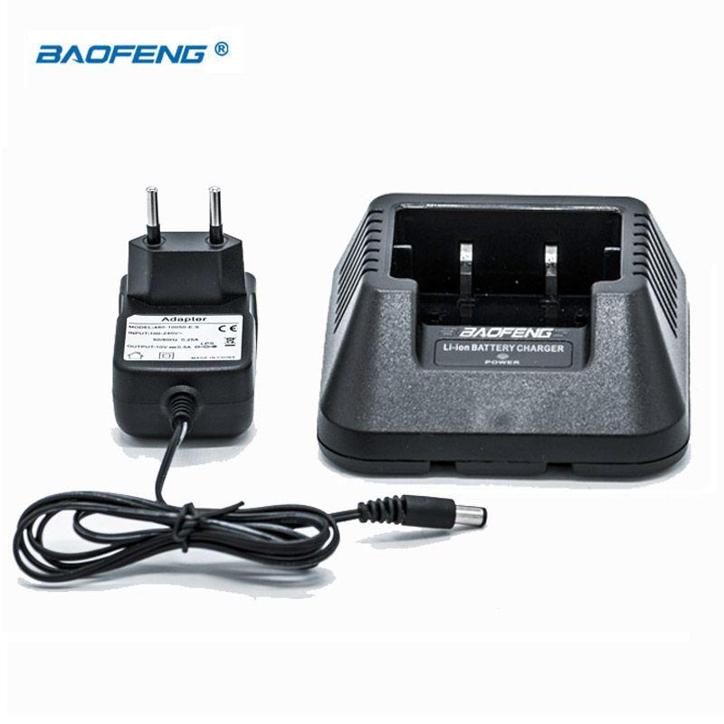 Baofeng Talkie Walkie UV5R D'origine Chargeurs Chargeur de Bureau Station pour Radio UV-5R UV-5RE UV-5RA