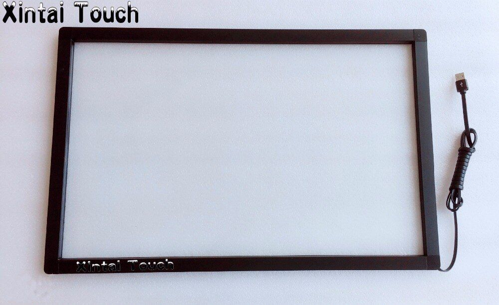 Xintai Touch 19 zoll 2 punkte infrarot-multi-touch-screen-panel, multi touch screen overlay, multi touchscreen ohne glas