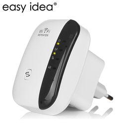 Wifi Repetidor inalámbrico a 300 Mbps 802.11n/b/g Repetidor de Red Antena Señal Booster Wifi Amplificador de Señal Extensor de Internet Wifi