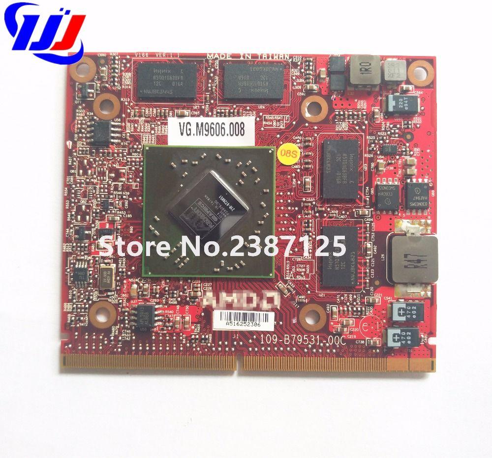 New for A c e r Aspire Z5600 Z5610 All-in-One PC A M D A T I Mobility Radeon HD4670 GDDR3 1GB MXM-A Graphics Video Card