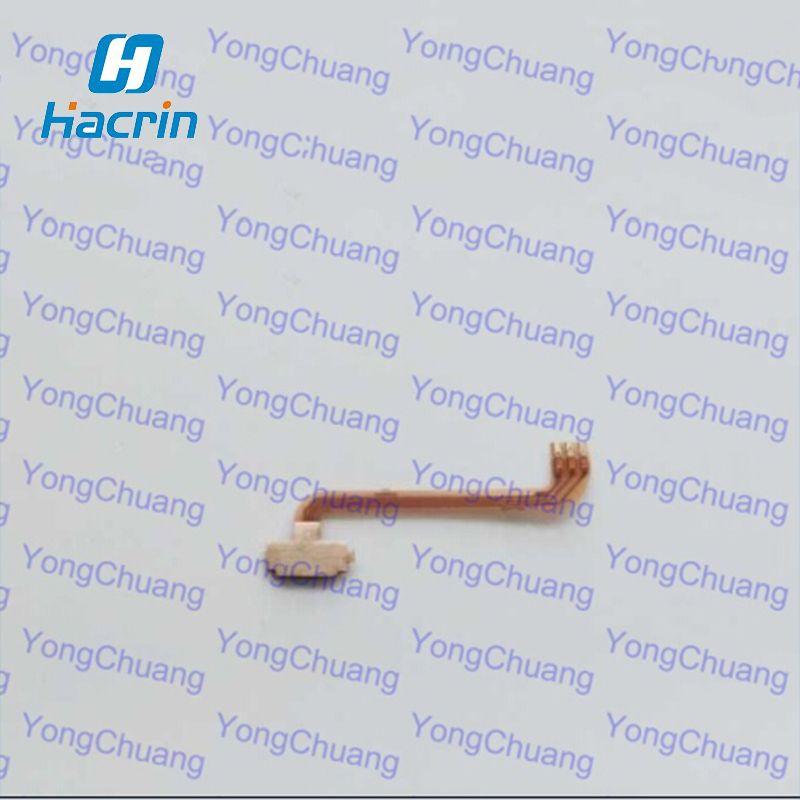 Hacrin Pour Kingzone Z1 Fpc New Power Up/Down Bouton Flex Câble FPC Remplacement Pour Kingzone Z1 Téléphone portable En Stock