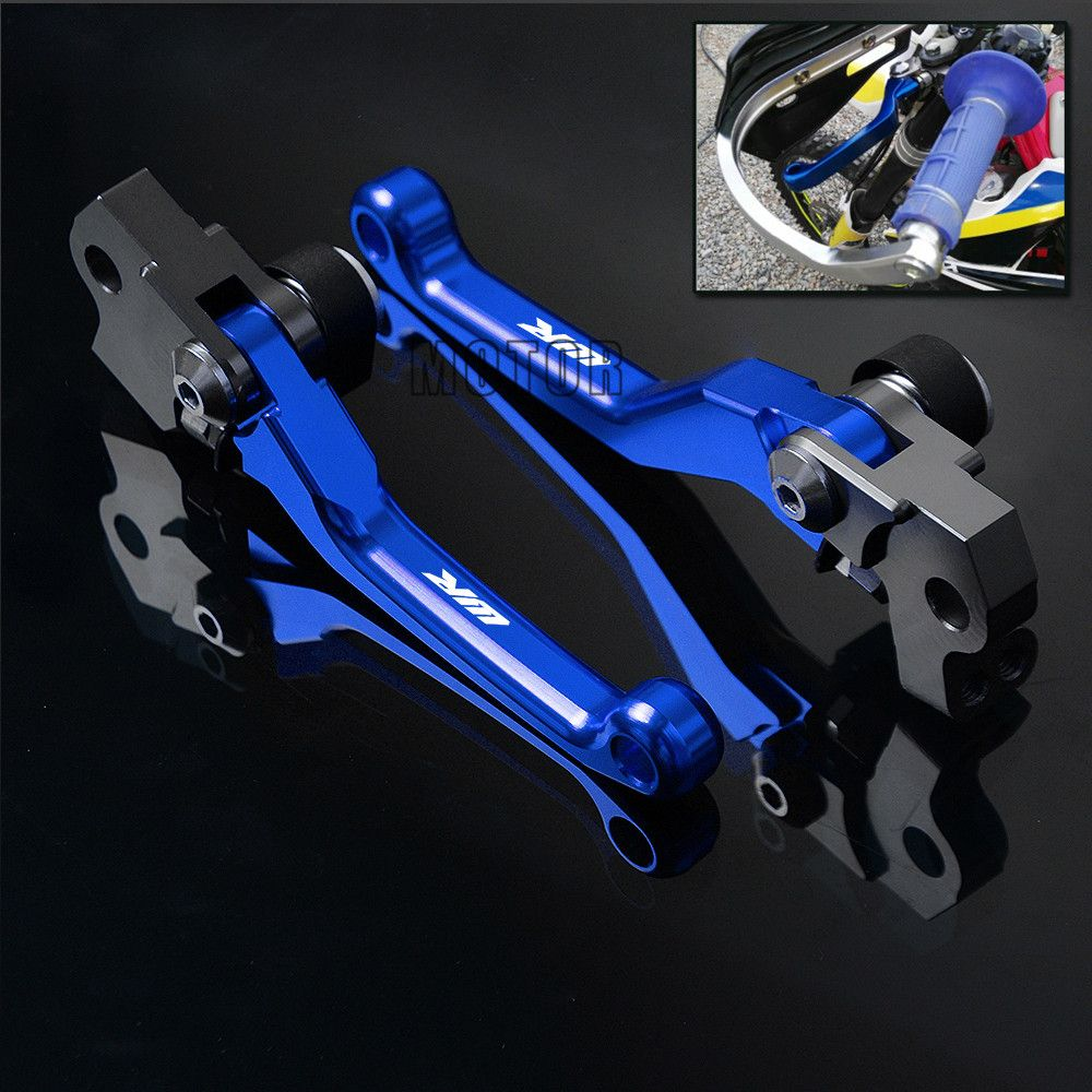 Motorcycle Dirt Bike Brake Clutch Levers For YAMAHA WR250 WR450 WR250F WR450F WR250R WR250X WR 250 450 250F 450F 250R 250X F R X