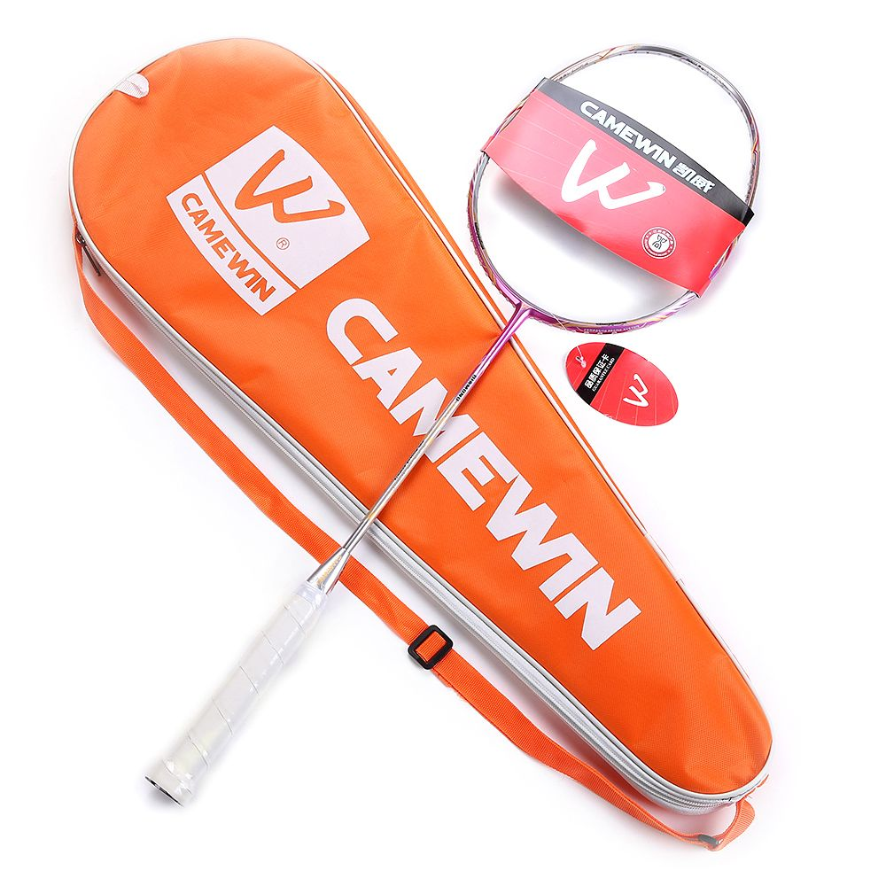 CAMEWIN 6037 Badminton Schläger 30 T Carbon Badmintonschläger