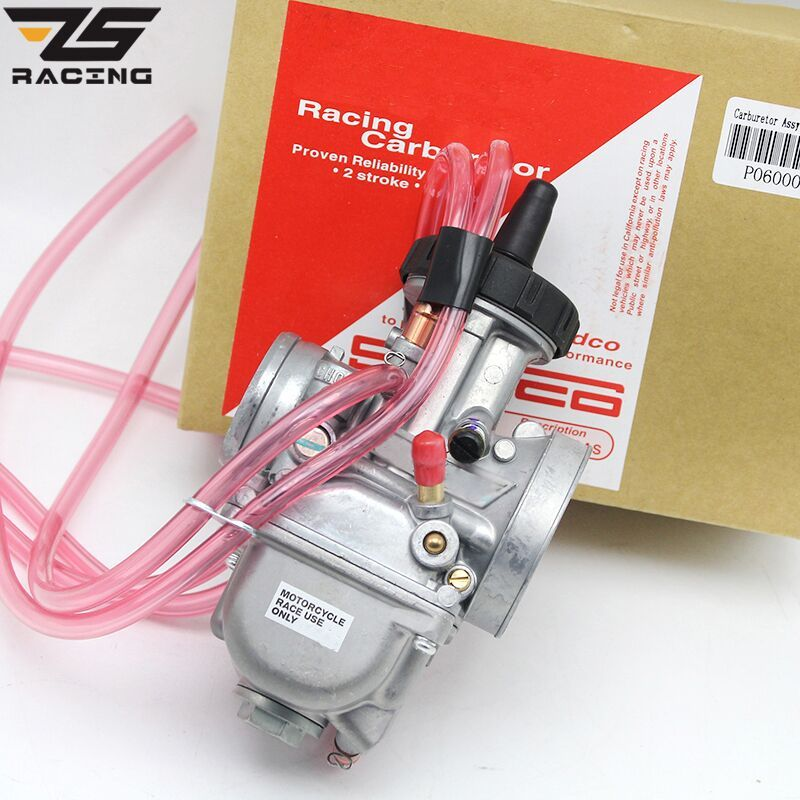 ZS Racing Motorcycle Universal PWK 33 34 35 36 38 40 42mm PWK AIR ATTAQUANT Pour KEIHIN CARBURATEUR POUR TRX250R CR250