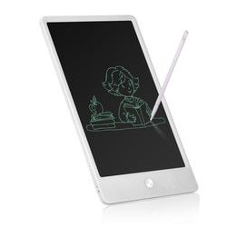 NEWYES 9 Inch LCD Writing Pad Digital Drawing Handwriting Tablet Portable Electronic Toys Doodle Pad (White)