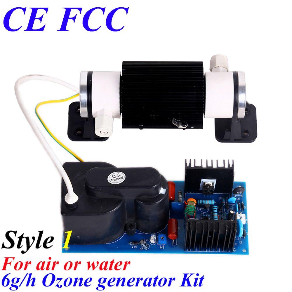 CE EMC LVD FCC Quartz tube / ceramic tube / ceramic plate ozone generator