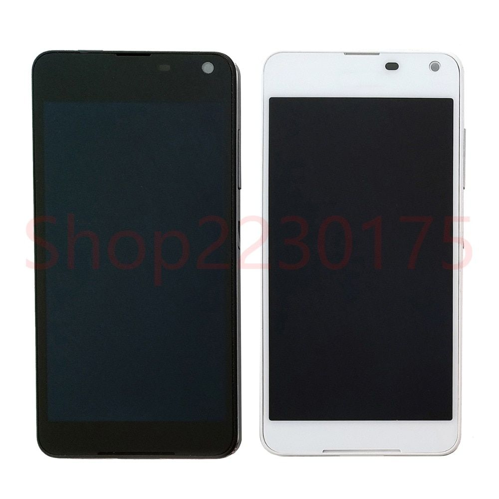 For Nokia Lumia 650 RM-1152 RM-1154 RM-1109 RM-1113 LCD Display Touch Screen Digitizer Assembly Frame Replacement Parts