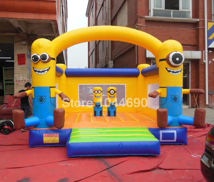 Free shipping inflatable bouncer castle