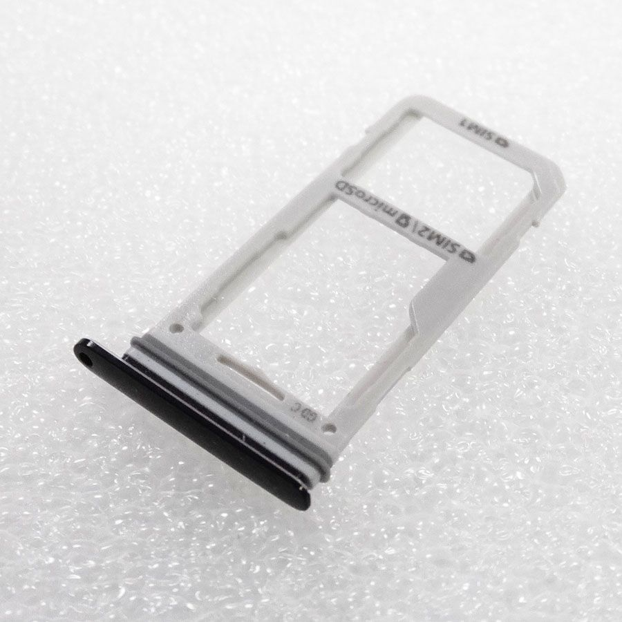 For Samsung Galaxy S8 G950 G950F S8 plus G955 SIM Card Slot SD Card Tray Holder Adapter Single / dual Sim Free Shipping