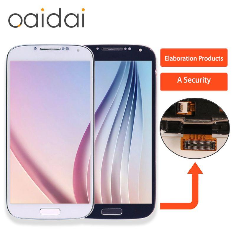 LCD Display Für Samsung Galaxy S4 GT-I9505 I9500 I9505 I9506 I9515 I337 Touchscreen-telefon Digitizer Assembly Ersatzteile