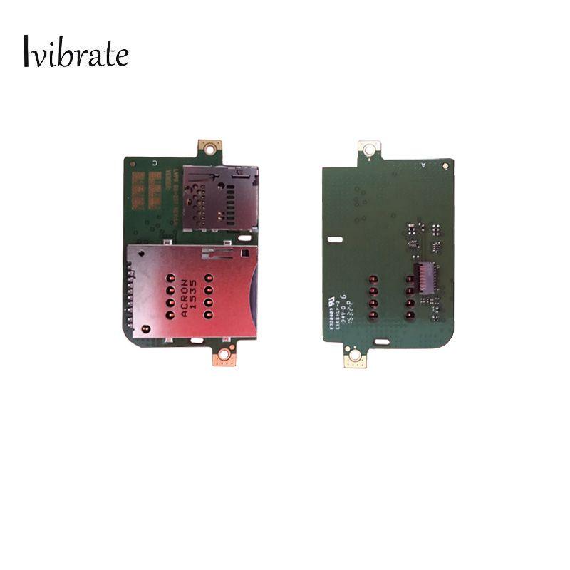 Original For Lenovo A7600-F A10-70 Sim Board New A7600 F A1070 Sim SD Card Slot Board Free shipping