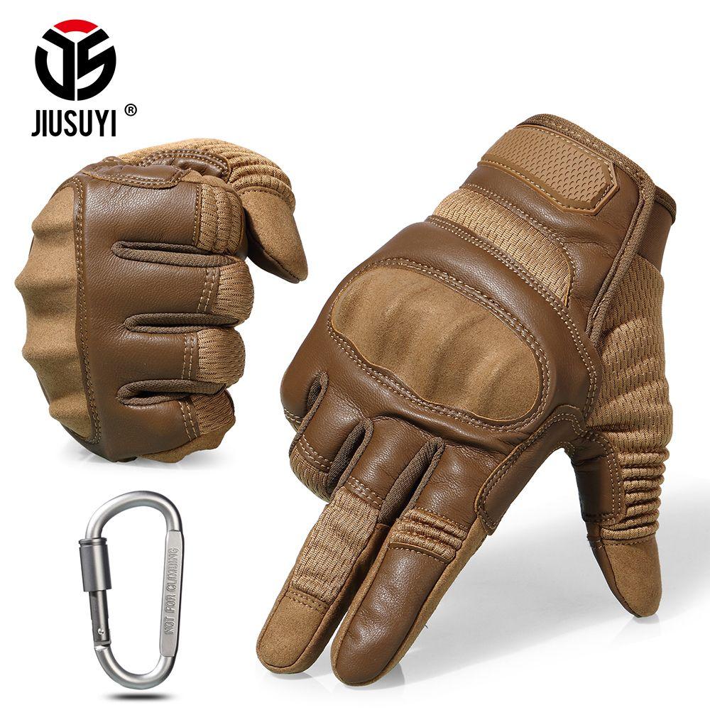 Écran tactile tactique dur Knuckle complet doigt gants Airsoft Paintball militaire armée soldat armure anti-dérapant gants hommes femmes