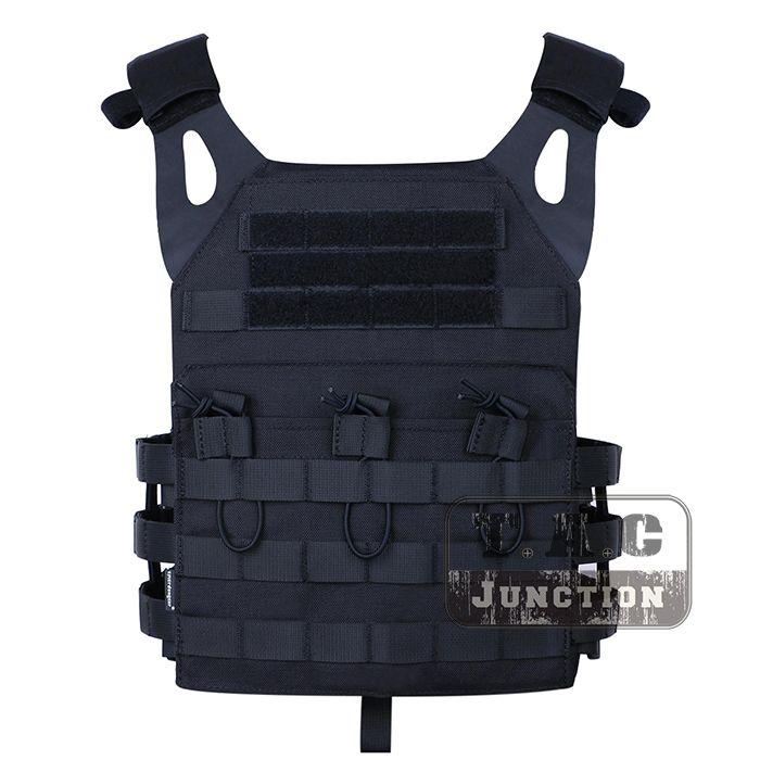Emerson Tactical Überspringbaren Plate Carrier EmersonGear GPA Assault Leichte Kampfweste Körper Rüstung Einstellbare MOLLE + Platten