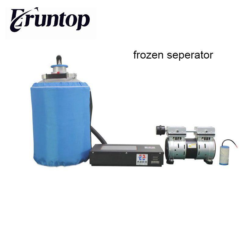 LCD Touch Screen Repair Machine FS-06 Frozen Separator with Oil-free Pump Nitrogen Tank