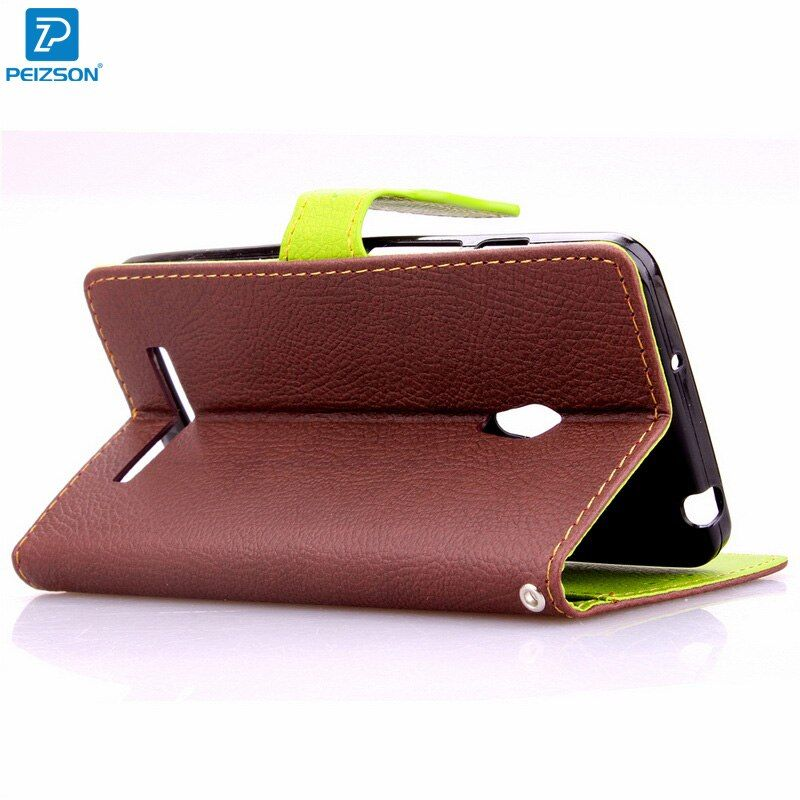 Luxury Cover for Asus Zenfone 5 Case,Flip PU Leather Wallet Smart Kickstand Case for Asus Zenfone 5 A500CG A501CG TOOF TOOJ 5.0