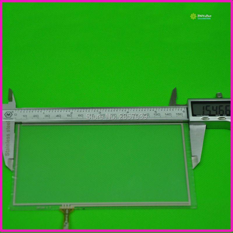 XWT288 6.2 pouces 4 ligne pour voiture DVD écran tactile panneau 155mm * 88mm c'est compatible 155*88 TouchSensor livraison gratuite