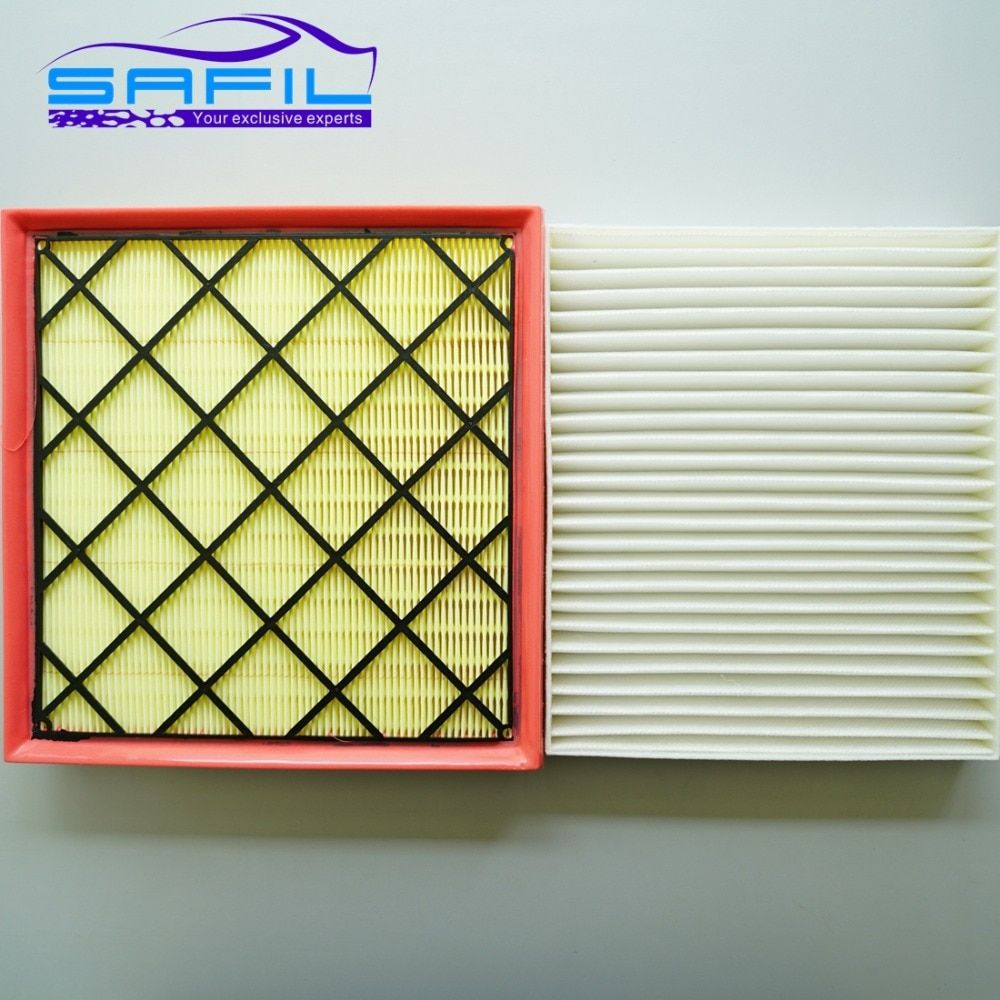 AIR FILTER + CABIN FILTER for Chevrolet Cruze (J300) 1.6 1.8 Buick Hideo XT 1.6/1.8 13272717 13271190