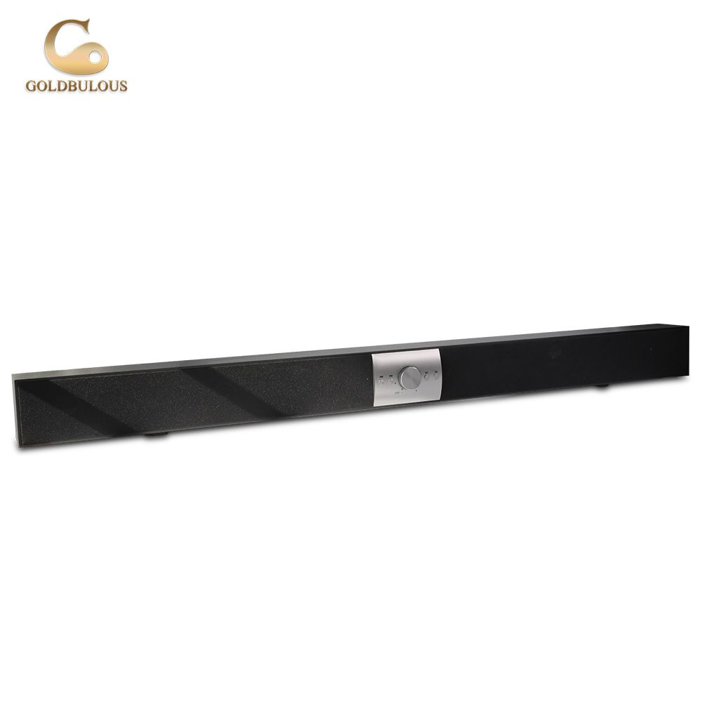 China Top Brand TV Soundbar Bluetooth Speaker System 24W Max 48W HiFi Super Bass Altavoz Support TF Card Aux Audio Home Theater
