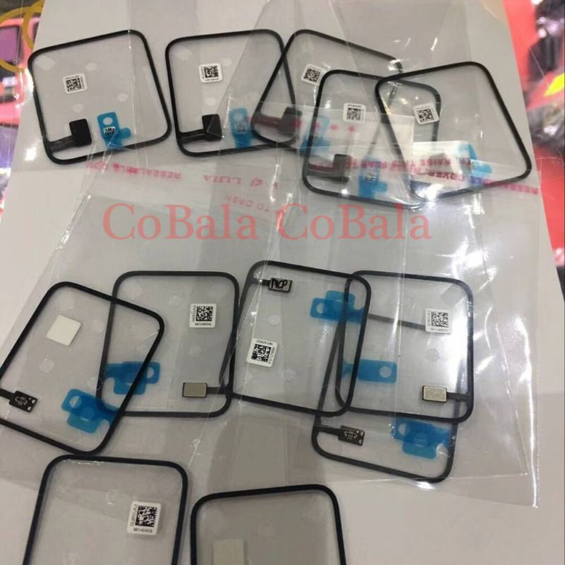 1Pcs For Apple Watch Series 1 2 3 4 38mm 42mm 40mm 44mm Gravity Induction Sense Coil Force Touch Sensor Flex Cable Replacement