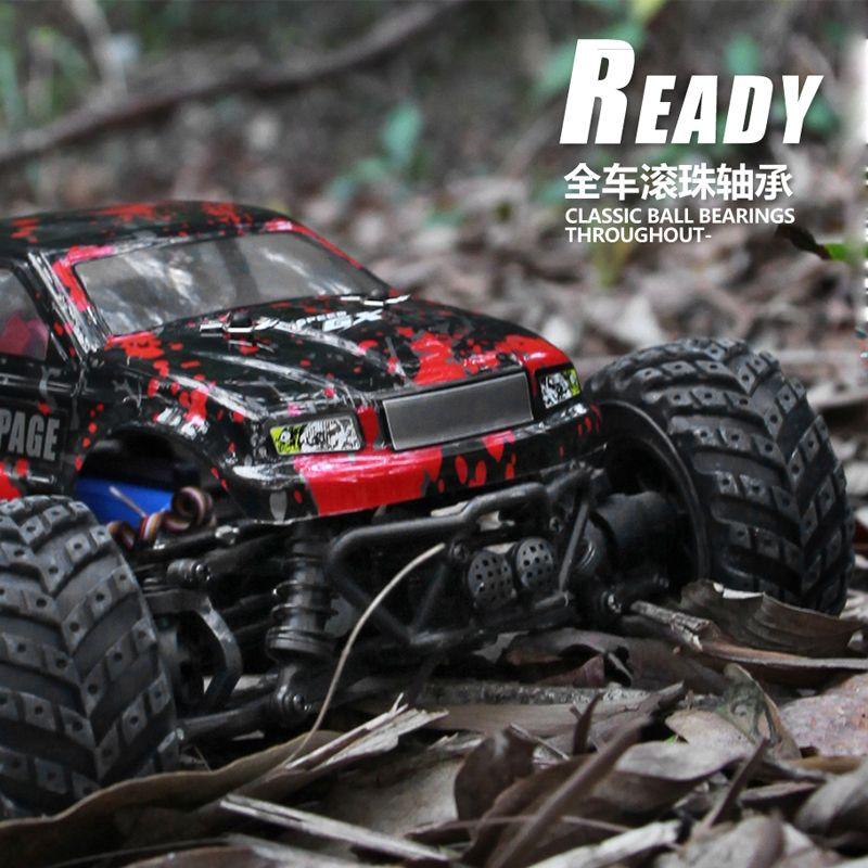 Rc auto 4wd racing RC 2,4G vier-rad stick high-speed buggy crawler stick bergsteigen spielzeug wasserdicht kinder spielzeug drift