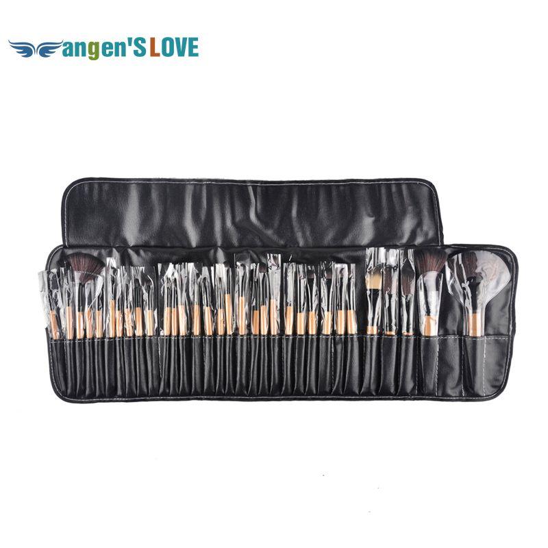 Brosses Kits Professionnel maquillage Outils Brosses Cosmétiques Brush set kits Outil Make up Accessoires avec Canon