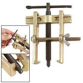 Pompe Poulie Remover Type Droit Deux Griffes Extracteur de Roulement D'outils À Main