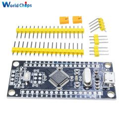 STM32F103C8T6 ARM STM32 Minimum System Development Board Module For Arduino Micro USB controller ARM Learning Board