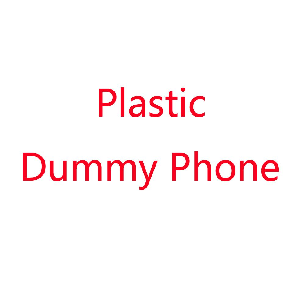 Plastic Non Working 1:1 Size Display Fake Dummy Phone For Display 7 4.7 inch