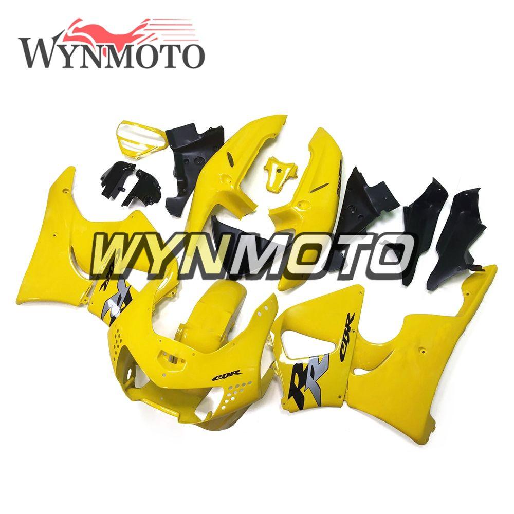 Voll ABS Verkleidungen Für Honda CBR900RR 919 1998 1999 98 99 Motorrad Orange Rot Weiß Verkleidung Kits Karosserie Körper Rahmen panels Neue