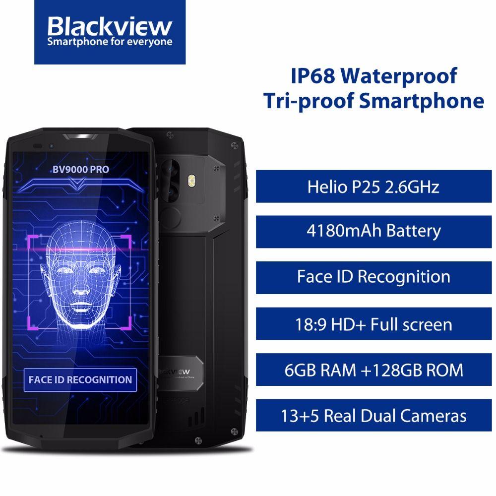 Blackview BV9000 Pro 4G Mobile Phone 18:9 5.7