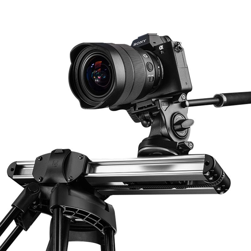 2018 New Upgrated Micro2 Professional portable 33cm mini camera slider travel track dolly slider video dolly track rail