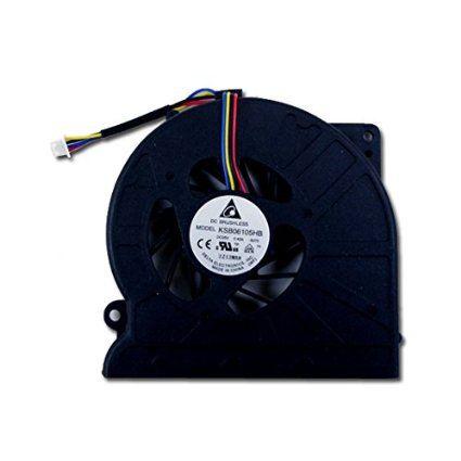 SSEA New CPU Cooling Fan for Asus K52 A52 K52F K72 N61 N61V N61W N61J Laptop CPU cooling Fan KSB06105HB 9J73
