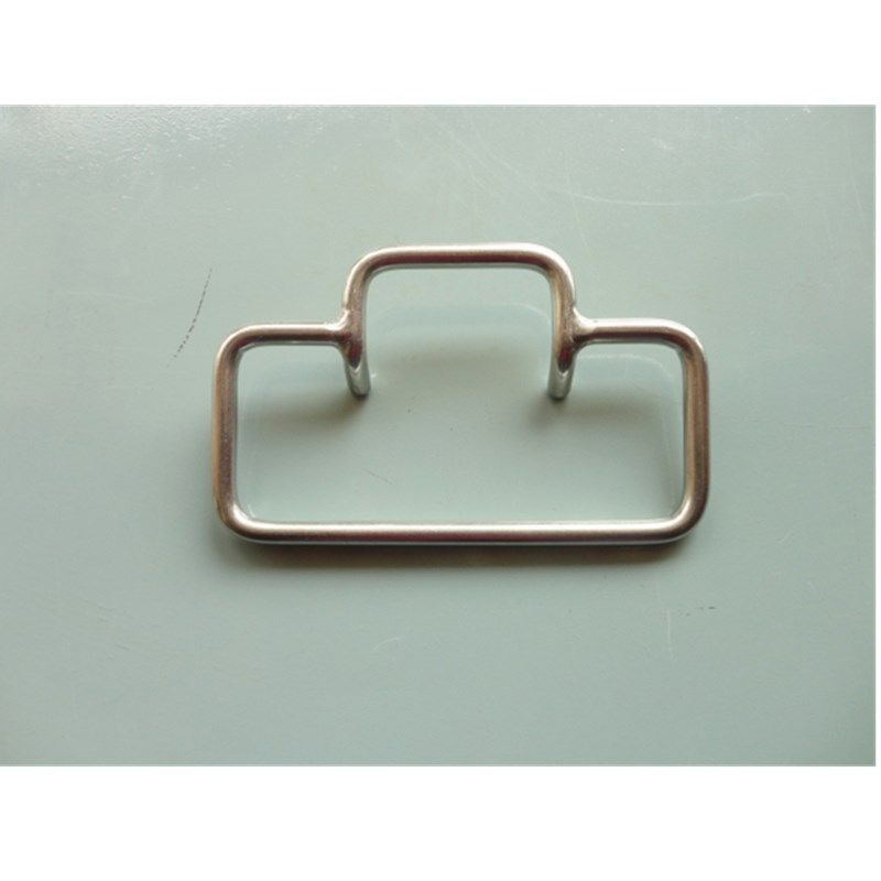 Stainless Steel Buckle For Harness Leather Belt Waistband Body-building Belt 100 Pieces Per Pack