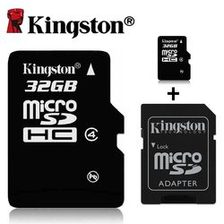 Kingston Class 10 TF 8 gb 16 gb 32 gb 64 gb 128 gb Карта памяти SDHC SDXC micro sd карта 16g 32g 64g 128g microsd microSDHC UHS-I