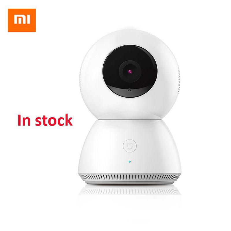 Original Xiaomi Mijia Smart Camera 1080P Night Vision Webcam IP Camera Camcorder 360 Angle Panoramic WIFI Wireless Magic Zoom