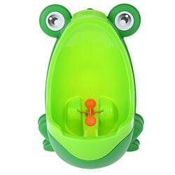 Portable Pot Urinoir Toilettes Debout Penico Grenouille Forme Enfants Garçon Salle De Bains Pot Urinoir Toilettes Placard D'apprentissage formation Jouet Cadeaux