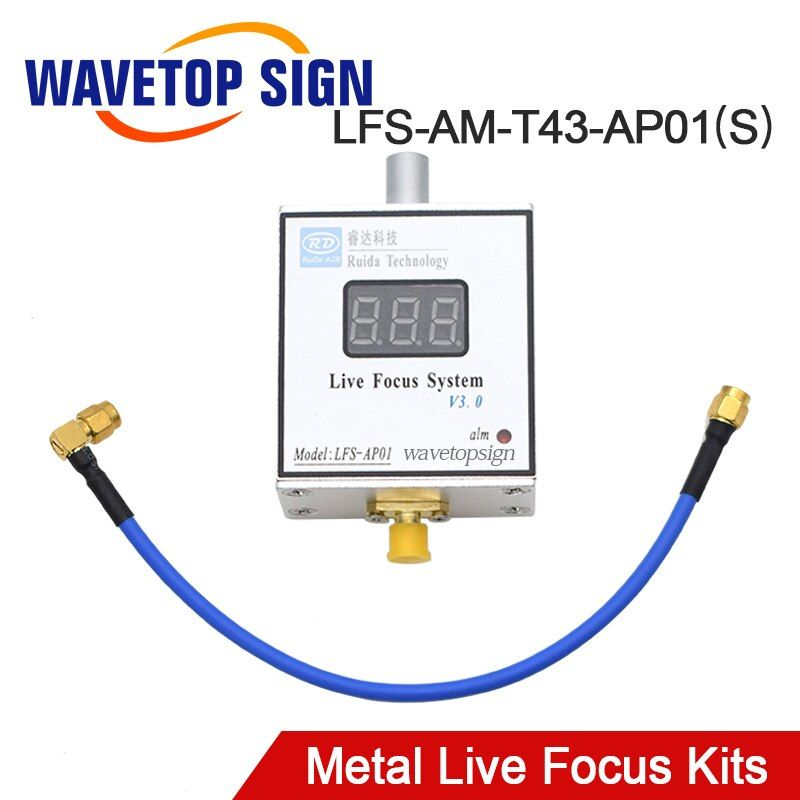 LFS-AM-T43-AP01(S) Metal Cutting Live Focus System Amplifier and Amplifier Connecting Line for CO2 Laser Machine