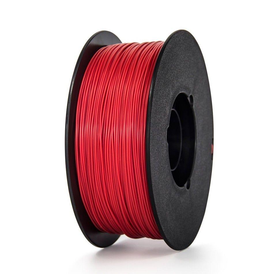 Flashforge Hot Sale 3D Printer PLA Filament 1.75mm Red Color 0.6kg spool for Dreamer and Finder 3D Printer