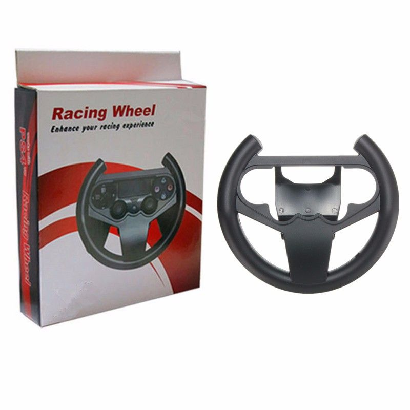 For PS4 Game Controller Racing Car Steering Wheel Driving Controller Handle Steering Wheel Race Controller For Playstation 4