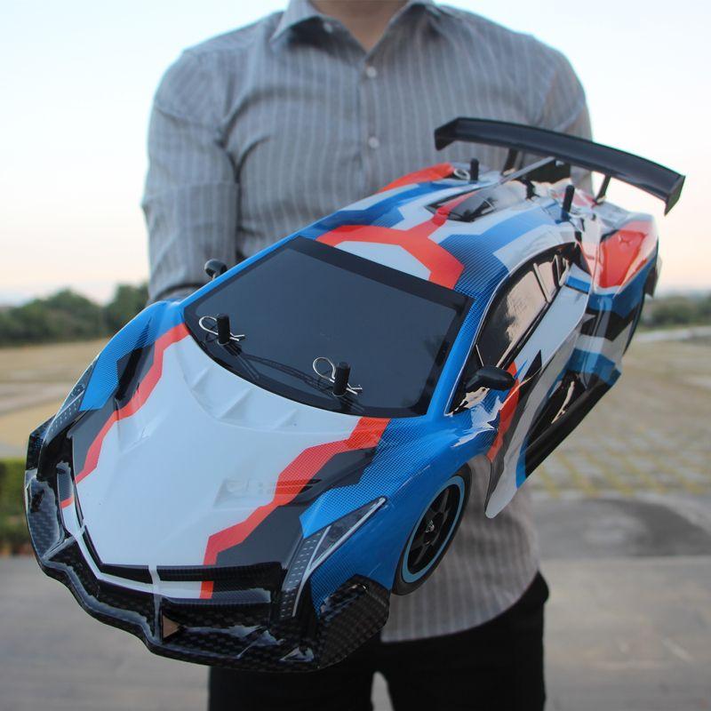 XYCQ RC Voiture 1:10 Haute Vitesse Voiture De Course Pour Nissan RTM Championnat 2.4G 4WD Radio Control Sport Drift Racing électronique jouet