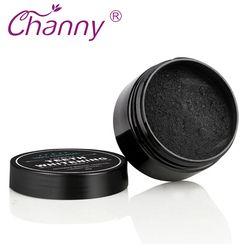 Channy Blanchiment Des Dents Échelle Poudre Hygiène Bucco-dentaire De Nettoyage Emballage Prime Activé Charbon De Bambou Poudre