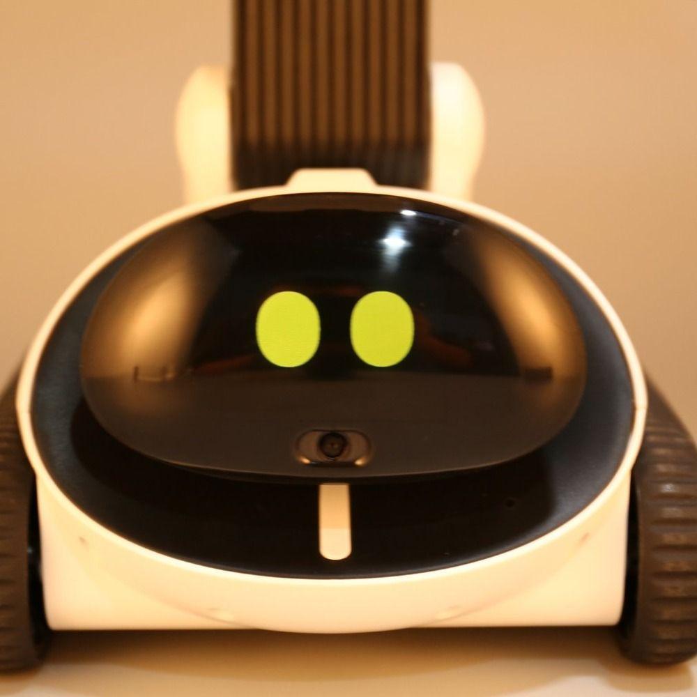 GLI Gomer Intelligente Frühen Bildung Roboter App Fernbedienung Programmierbare Visuelle Identifizieren Usb RC Roboter Spielzeug für Kinder